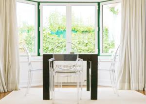 finestra per sala da pranzo