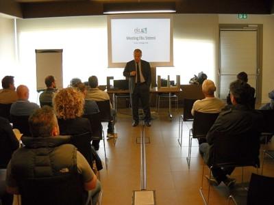 Tour di presentazione del progetto Posa Qualità Serramenti