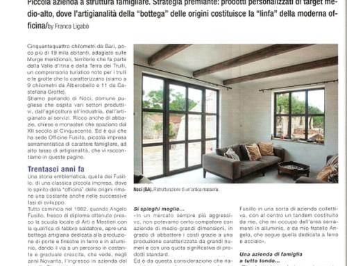Intervista a Giovanni Fusillo, responsabile tecnico delle Officine Fusillo, partner Eku