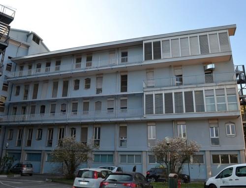 Serramenti in alluminio EKU per gli ospedali di Busto Arsizio, Tradate e Vaprio d'Adda