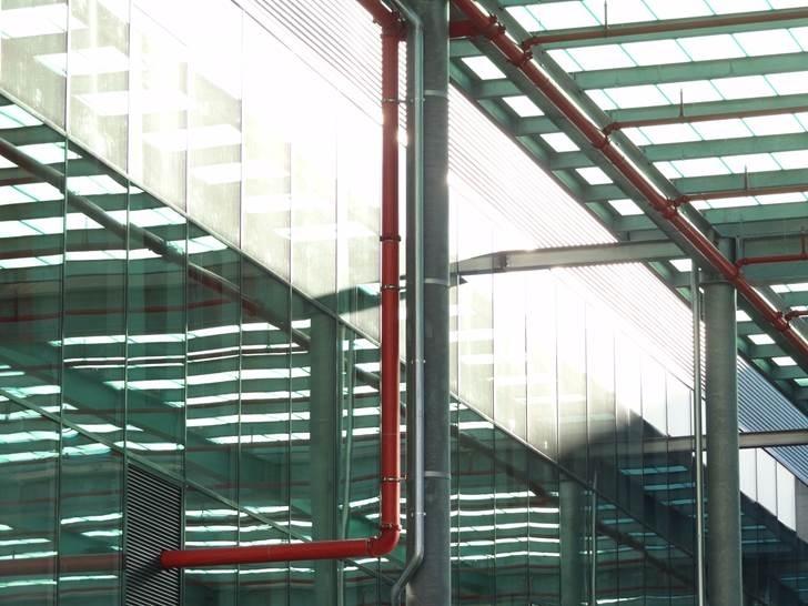 Serie Eku 50 Glass per il Termovalorizzatore di Bolzano