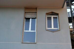 Infissi in allumino Eku per l'ospedale di Busto Arsizio - Varese - 2