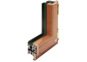 eku WOODART TT finestre a taglio termico
