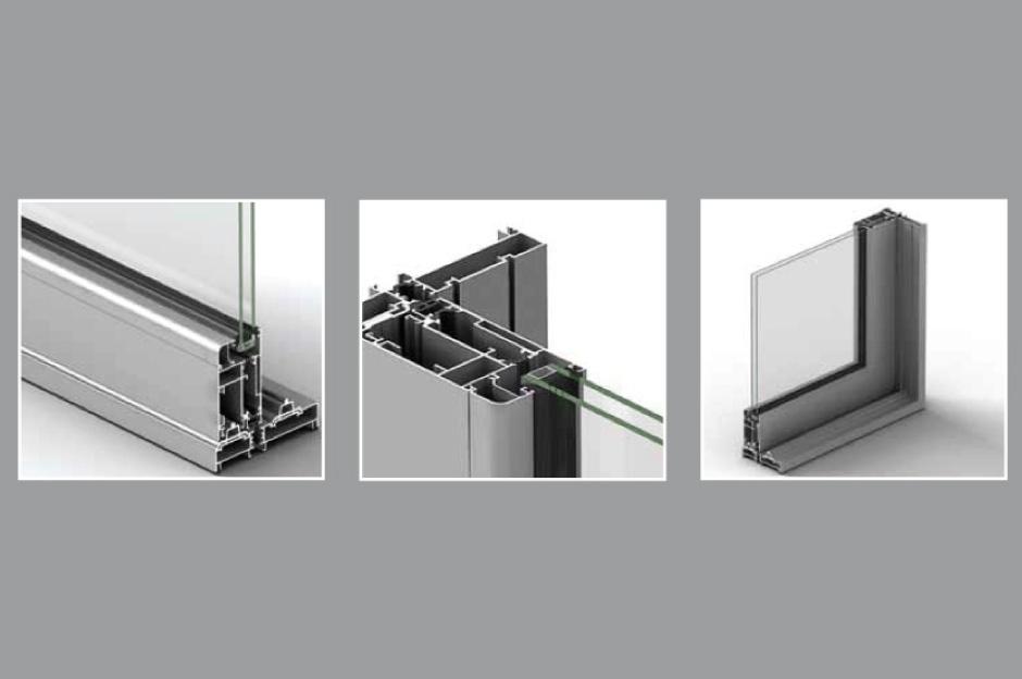 EKU 150 TT S ed EKU TT AS: stile e praticità delle soluzioni scorrevoli e alzanti-scorrevoli