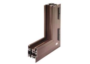 EKU serramenti a taglio termico 66 tt