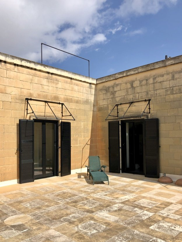 Serramenti in alluminio Eku 66TT HPS per villa di Malta - 6